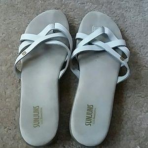 Bass Sunjuns sandals